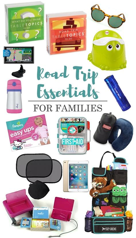 Cabin Cing Packing List by Family Packing Essentials The Ultimate Family Road Trip