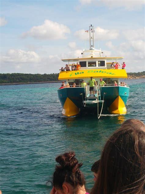 glass bottom boat cala millor 19 best sa coma spain images on pinterest spain