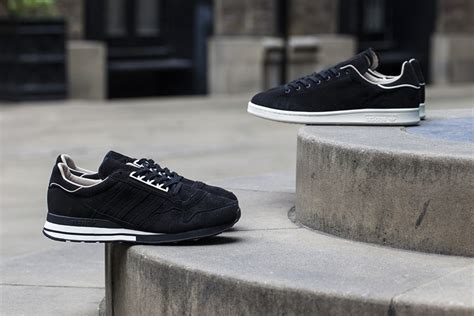 Adidas Black Made In adidas originals made in germany black pack freshness mag