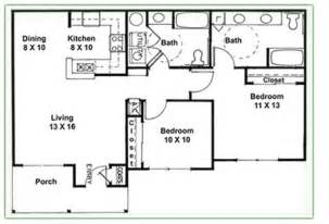 2 Bed 2 Bath Floor Plans Duplex Plans 2 Bedroom 2 Bath Studio Design Gallery Best Design