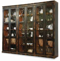Drawing Room Cabinet Hooker Furniture Living Room Sanctuary Two Door Thin