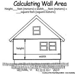 How To Figure Out Square Footage Of A House height 8 x width 40 sq ft 8 x 40 320 sq ft