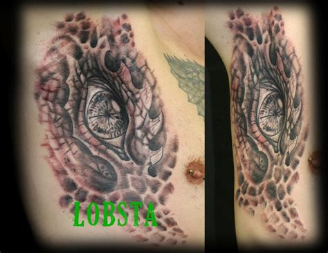 tattoo body art studio daddy jacks body art studio tattoos lobsta dragon