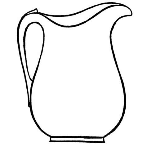 imagenes para colorear jarra disegno di brocca da colorare per bambini