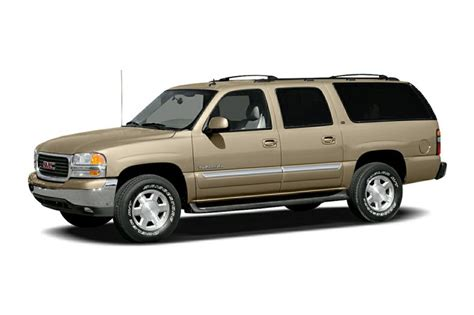 2006 gmc yukon xl 2500 information