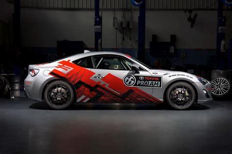 Toyota Racing Toyota Racing Zeigt Den Neuen Toyota Gt 86 Race Car Der