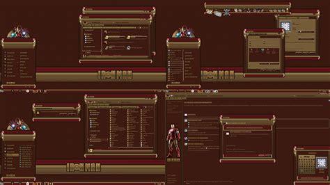 themes for windows 7 iron man iron man theme for windows 7 by orthodoxx67 on deviantart