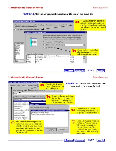 online tutorial microsoft access ms access tutorials