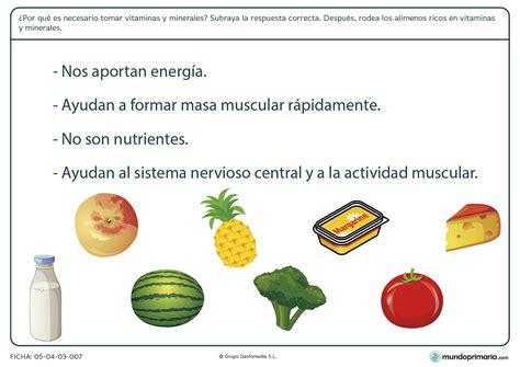 alimento rico en vitamina c ficha de alimentos ricos en vitaminas y minerales para