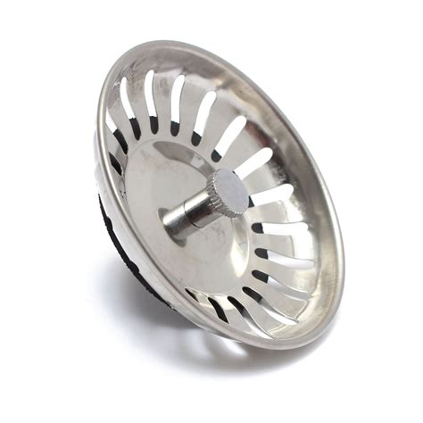kitchen sink plug strainer 83mm replacement strainer waste kitchen sink plugs fits