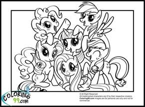 my pony coloring book my pony coloring pages a4 12 image colorings net