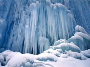 Frozen Waterfalls by Foto Langka Frozen Waterfall