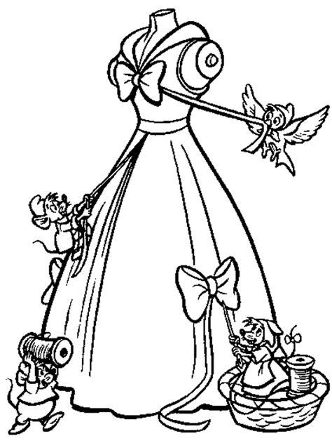 coloring pages cute princess cinderella coloring pages cinderella disney cute