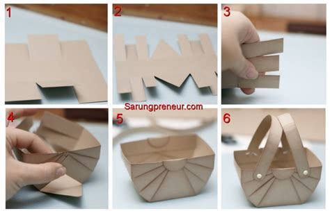 cara membuat aneka mainan dari kardus cara membuat kerajinan tangan dari barang bekas kardus