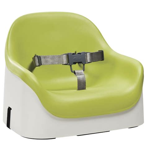 booster seat oxo tot nest booster seat green