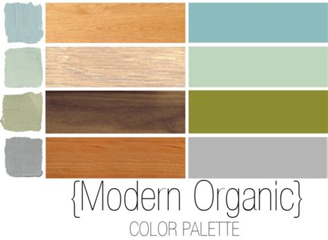 modern color combinations modern organic color palette color plattes pinterest