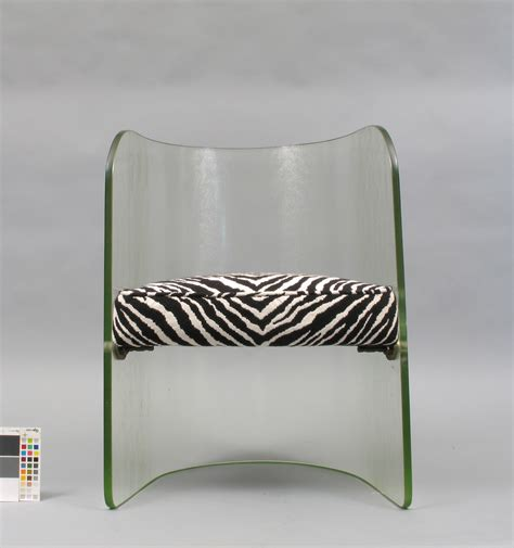 Glass Chairs by Glass Chair Talking Objects Conservation Conversations