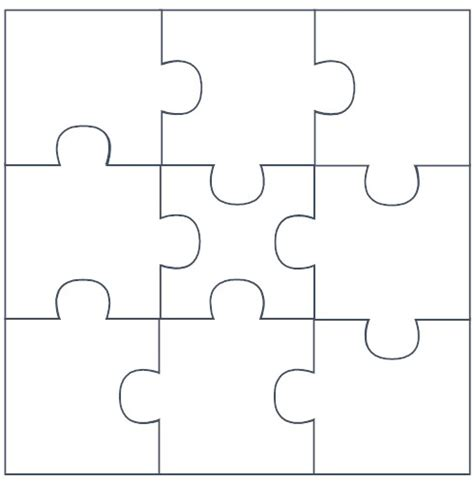 printable puzzle template 8 5 x 11 best photos of puzzle template 8 5 x 11 puzzle piece