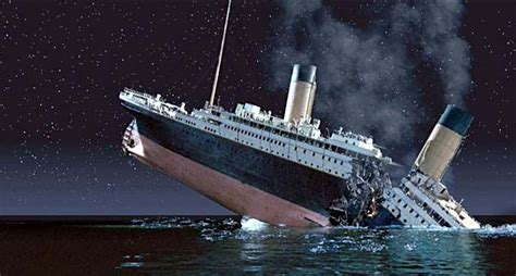 Titanic Sinking by Titanic Tragedy Global Terrorism Threat Highlight