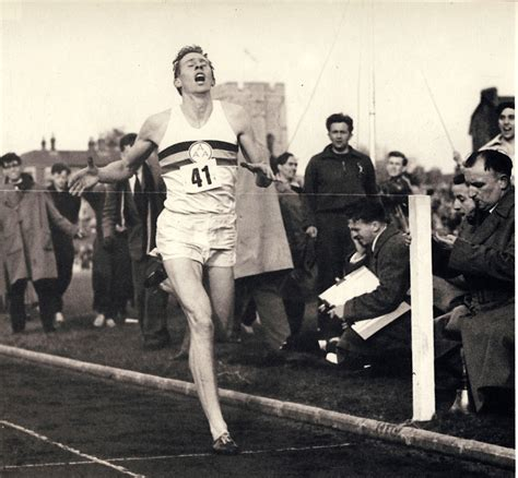 banister synonym roger bannister the long slow distance