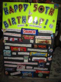 Top 50 Chocolate Bars by 50th Birthday Ideas S 50th Bday See