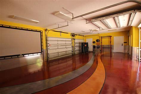 A Metallic Polyurea Floor for The Vanilla Ice Project