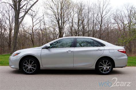 Toyota Camry Xse V6 2016 Toyota Camry Xse V6 Review Web2carz