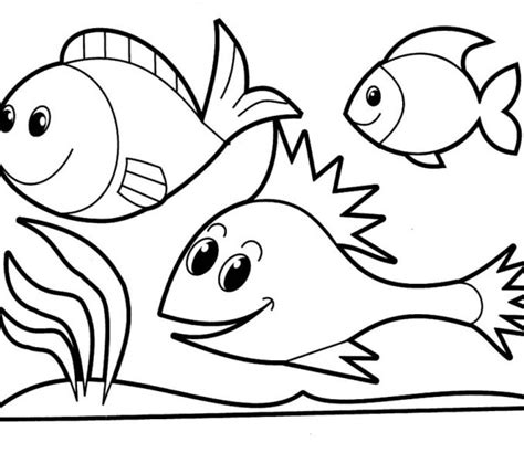 easy nature coloring page childrens coloring pages to print kids coloring page