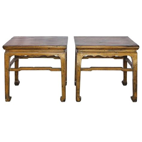 mustard ming style table for sale at 1stdibs