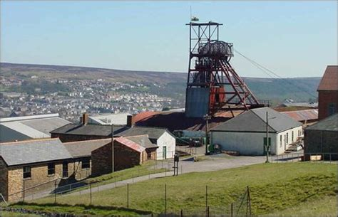 Big Pit South East Wales In Pictures Blaenavon S Heritage