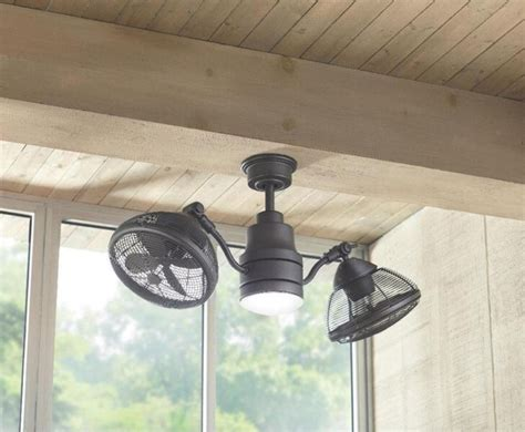 flush mount caged ceiling fan decor room with caged ceiling fan cookwithalocal home