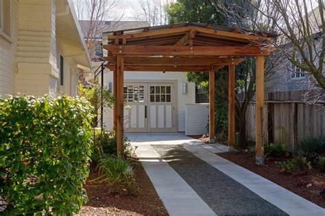 pergola carport designs carport design ideas garage traditional with wood