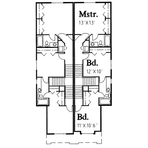 traditional home plan with 2880 square feet and 4 bedrooms from dream home source house plan traditional style house plan 3 beds 2 5 baths 2880 sq ft