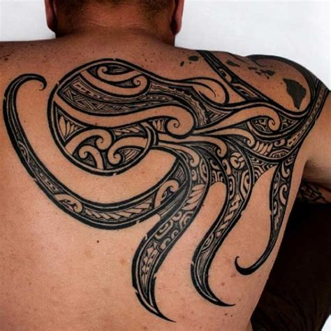 tattoo tribal octopus 30 ridiculously amazing tribal tattoos by california