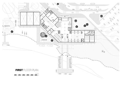 ferry terminal floor plan the ijede ferry terminal lagos nigeria a thesis project