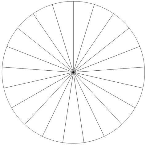 www section diy pie chart templates for teachers student handouts