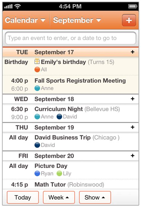 Cozi Calendar Cozi Is The 1 Mobile App And Website To Keep Today S