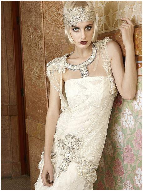 Vintage Wedding Dresses 1920 by Vintage Wedding Dresses 1920s