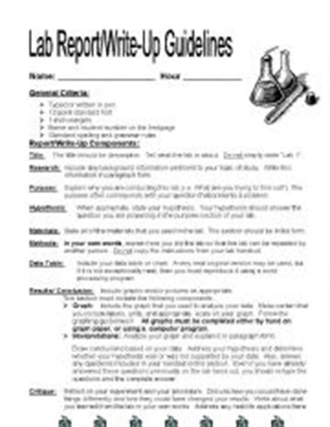 lab report template middle school teaching worksheets other worksheets