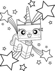 unikitty lego coloring page download coloring pages lego movie astounding lord