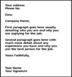how to do a cover letter for resume how to make a cover letter for a resume apps directories