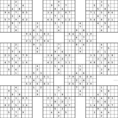 printable sudoku super challenger gallery sudoku super challenger free printable best