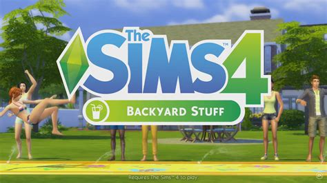 backyard stuff the sims 4 backyard stuff platinum simmers