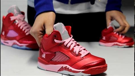 air retro v gs quot s day quot unboxing