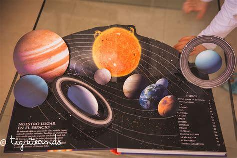libro planetas 21 libros sobre el espacio y el universo tigriteando