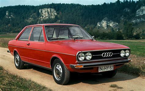 Compact Design by History Of Audi 80 B1 1972 1978 Speeddoctor Net
