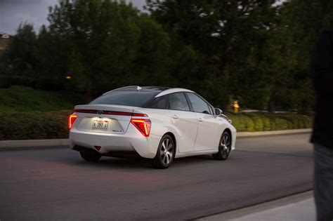 Toyota Mirai Price Toyota Mirai Pricing To Eventually Compete With Diesels
