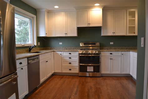 elegant kitchen cabinets kitchen renovation in lincolnshire il barts remodeling