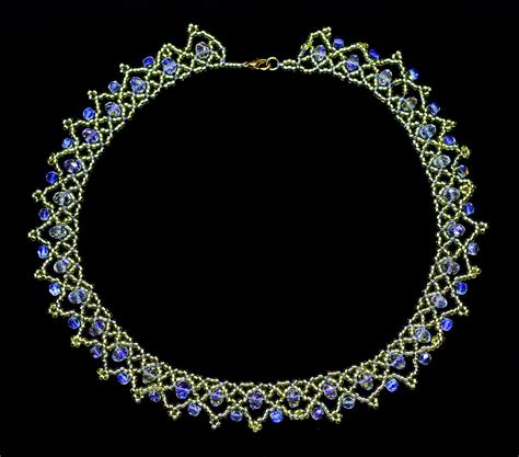 beading blogs free pattern for necklace magic bloglovin