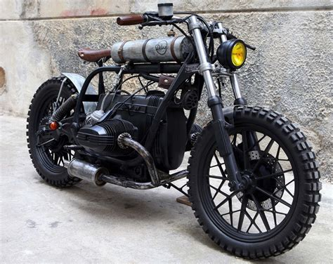 Max Bmw Motorcycles by Bmw R65 Delux Motorcycle Pays Homage To Mad Max
